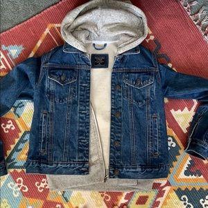 Abercrombie twofer jacket